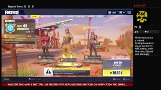 FORTNITE *NEW UPDATE FREE SKIN AND MORE* AND PVP LEVEL 100 GRIND #1Love (MUST WATCH!!!) FUN STREAM