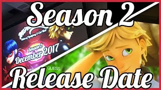 Miraculous Ladybug Season 2 RELEASE DATE, Movie, & More! SDCC 2017 Panel