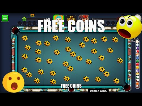 I GOT 50M FREE COINS IN BERLIN - YES!! I'M A HACKER! 💩 - 8 BALL POOL