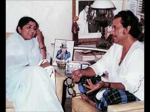 Kishore Kumar and Lata Mangeshkar_Dheere Dheere Haule Haule (Dil Aur Deewaar)