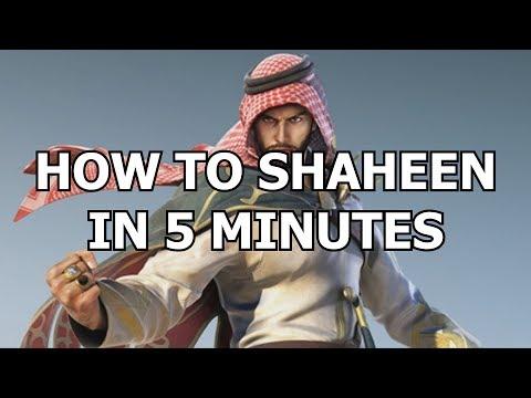Tekken 7 Shaheen: Tutorial For Beginners (Gameplan, Top Moves, BnB Combos)