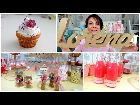 Ideas para decorar cumpleaños + sorteo - Isa ❤️