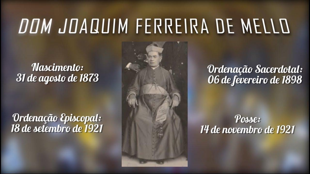110 anos da Diocese de Pelotas | EP02 - Dom Joaquim Ferreira de Mello