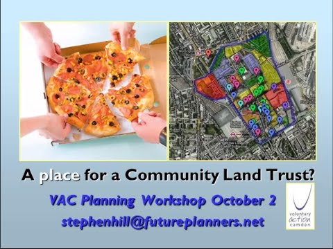 Community Land Trusts  video