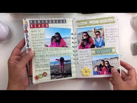 Live, Walk Through Travel Journal