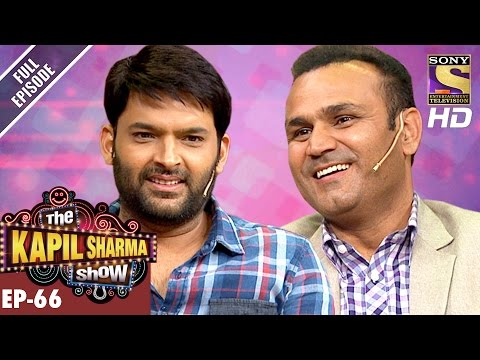 The Kapil Sharma Show - दी कपिल शर्मा शो- Ep-66-Virendra Sehwag In Kapil's Show–10th Dec 2016