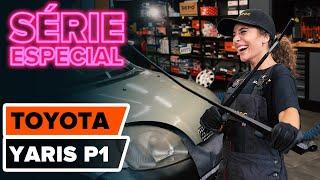 Manutenção Toyota Yaris p1 - guia vídeo