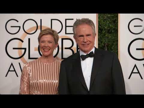Annette Bening and Warren Beatty Fashion   Golden Globes 2017 1