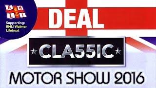 Deal Classic Motor Show 2016 Kent UK
