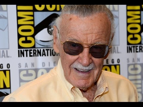 Stan Lee Discusses Pow! Entertainment, Comikaze, Comic-Con & The Future
