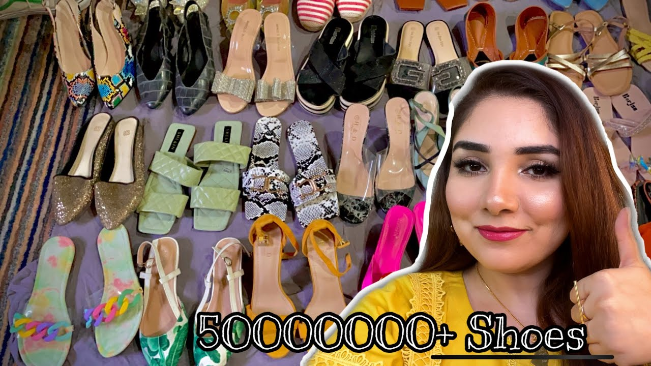 Download My Shoe Collection 2021 || Nishoo Khan