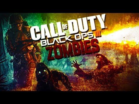 SHI NO NUMA! - Black Ops 3 Zombies! (Call of Duty)