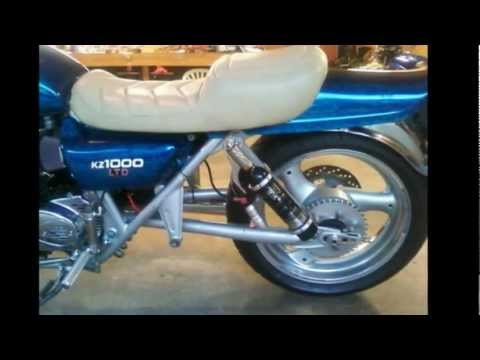Kawasaki KZ 1000,slideshow from allover the world