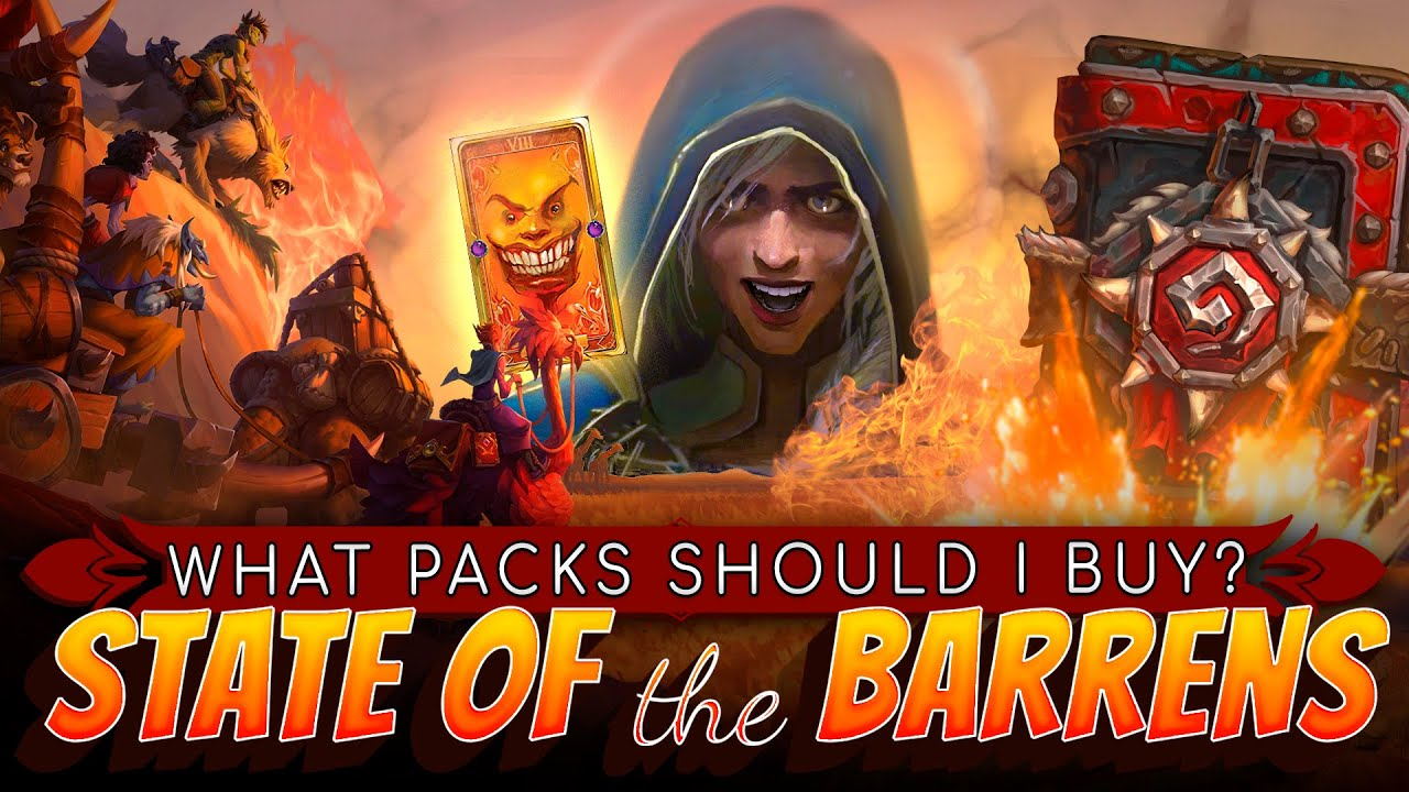 State of Hearthstone: What Packs Should I Buy? The Safest Cards For Crafting After the Nerf.