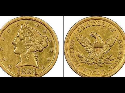 Fake Coin from California Gold Rush Turns Out to be Real and Worth Millions