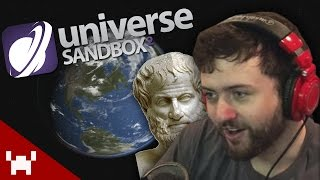 EARTH IS THE CENTER OF THE UNIVERSE! (Universe Sandbox 2)