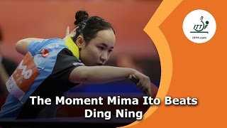the moment mima ito beat ding ning