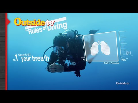 The Rules of Diving | Descending