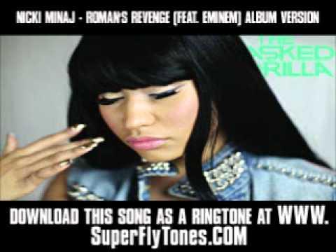 Nicki Minaj Feat. Eminem - Roman's Revenge mp3 Download ...
