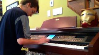 Iron Man 3- Can You Dig It (End Credits Theme) On Piano!