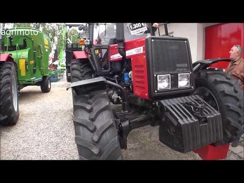 The 2020 BELARUS 1025 tractor