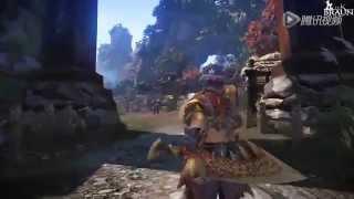 Видео обзор онлайн игры Monster Hunter Online