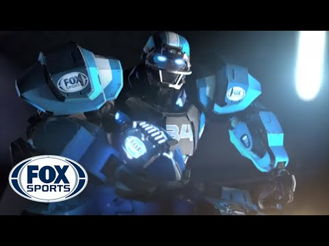 FOX Sports Super Bowl XLVIII Opening Animation