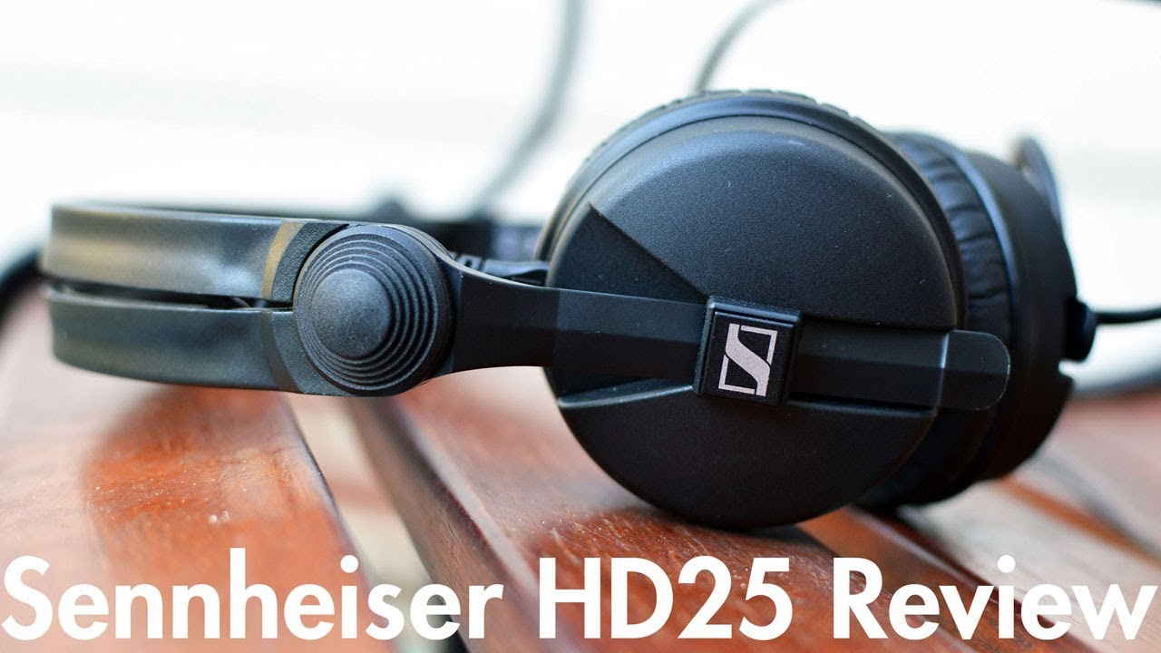 Sennheiser HD 25 1 II Adidas Originals review Hvad Hi Fi?  What Hi Fi?