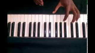 how to play the piano on all keys simply trick