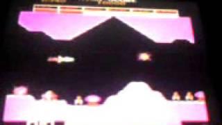 Konami Classics series arcade hits scramble gameplay