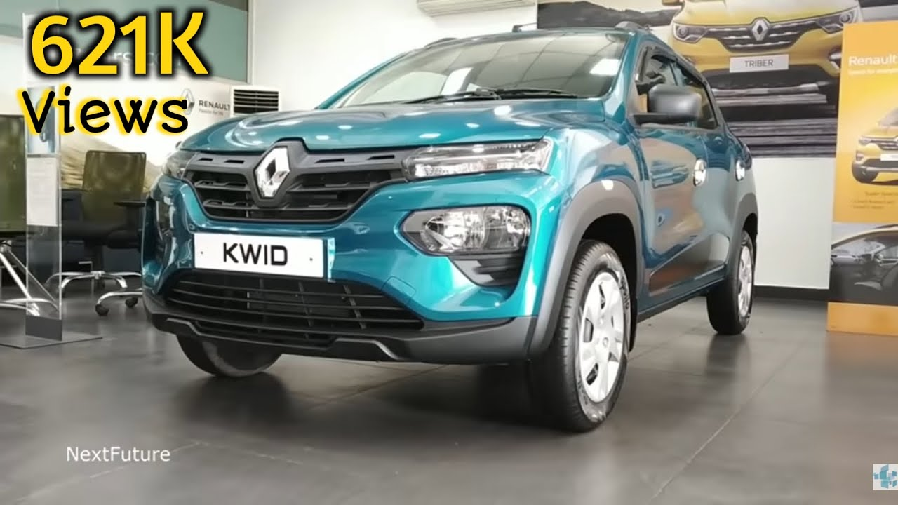 2020 Renault Kwid BS6 RXL Mid Variant On-Road Price, Detailed Review, Features, Performance and More