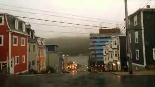 Hurricane Leslie - St. John's, Newfoundland