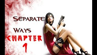 Resident Evil 4 Seperate Ways Chapter 1 Gameplay