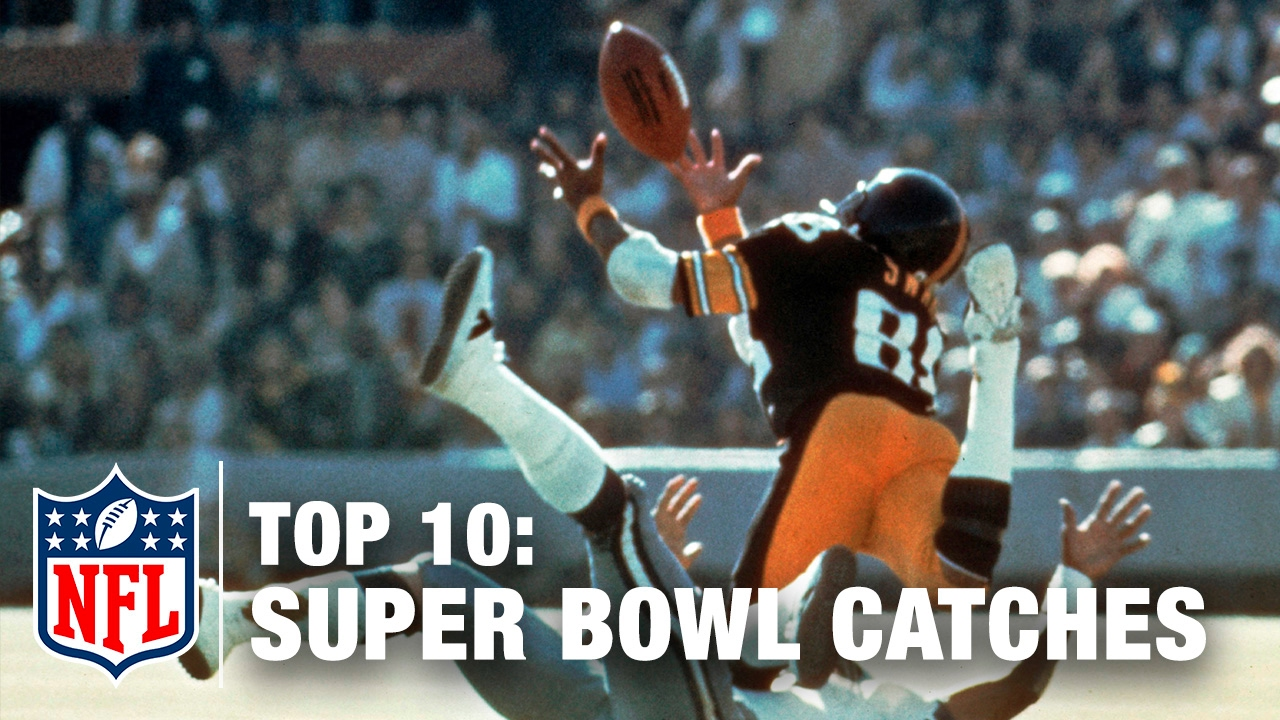Top 10 Super Bowl Catches of All Time  66e8db22d