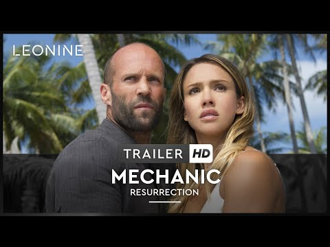 Mechanic: Resurrection - Trailer (deutsch/german)