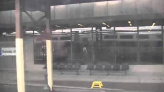 Chicago to Penn station New York by Amtrak