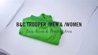 Easy access: B&C Trooper