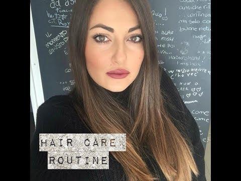 MY HAIR CARE ROUTINE  || Errequadro