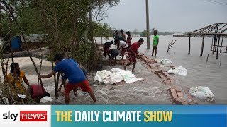 Rich countries 'should double climate aid'