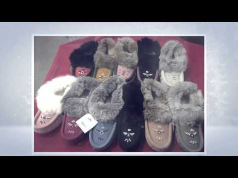 Kanata Trading - Authentic Canadian Mukluks Calgary