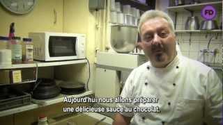 Comment faire la sauce au chocolat?