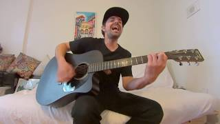 The Way You Used To Do (Queens of the Stone Age) acoustic cover by Joel Goguen