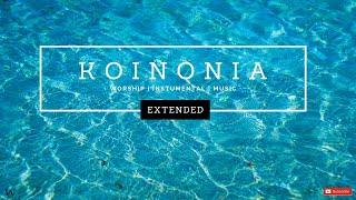Koinonia Vol 1  WHEN YOU HOLD MY HAND  Worship Instrumental Music