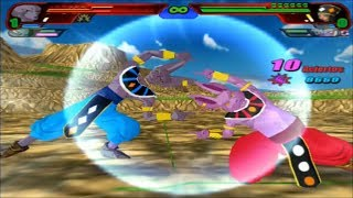 Champa and (Beerus) Bills Fusion | Ultimate God of Destruction | DBZ Budokai Tenkaichi 3 MOD