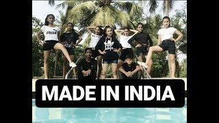 Made In India | Guru Randhawa | Dance Choreography | SPINZA DANCE ACADEMY