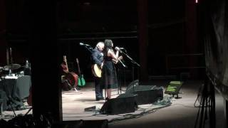 "Video John Prine & Kacey Musgraves  ""Angel From Montgomery"" Red Rocks 6.4.17 download MP3, 3GP, MP4, WEBM, AVI, FLV Desember 2017"