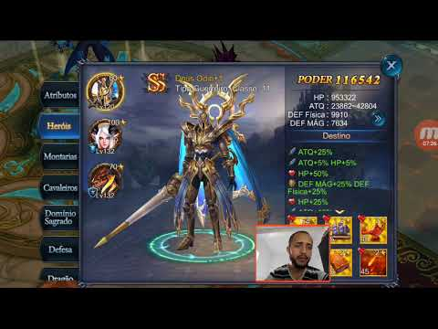 Goddess: Crítica aos Heróis do jogo