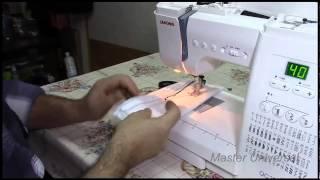 видео Какие бывают виды строчек на швейной машине