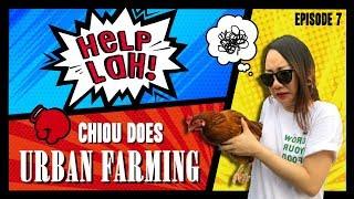 HELP LAH! Ep 7: Chiou Does URBAN FARMING! (Season Finale)