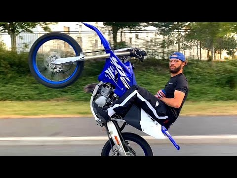 Mehdi -  AMIENS Nord - By LMCDN - #FrenchRidersTour - 125YZ BIKELIFE